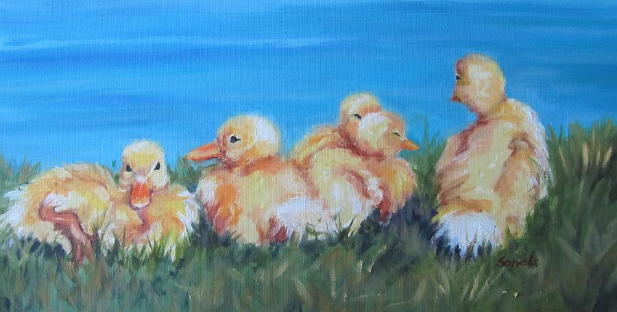 Five Ducklings by Sharon Sorrels