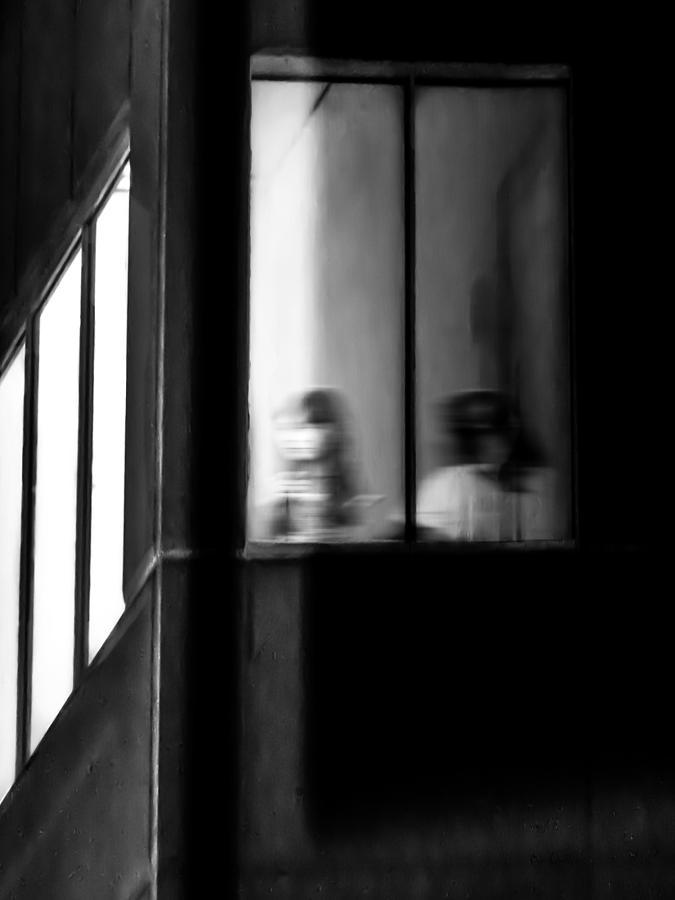 Friends Photograph - Five Windows by Bob Orsillo