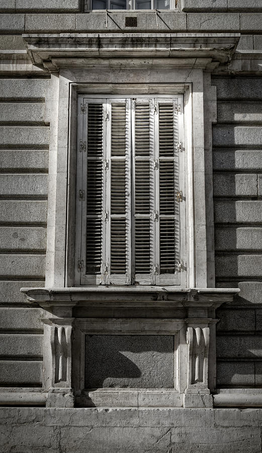 Antique Photograph - Fixer Upper by Joan Carroll