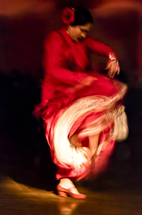 Flamenco Series 1 by Catherine Sobredo