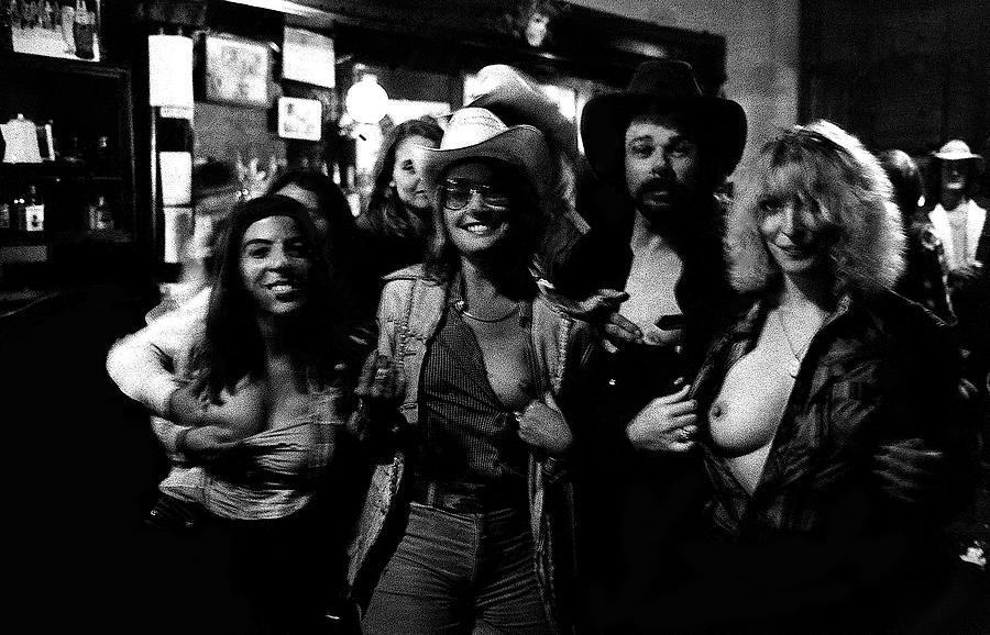 Flashers Big Nose Kates Saloon Tombstone Arizona 1980
