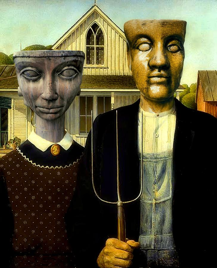Flat Top Photograph - Flat Top Gothic by James Stough