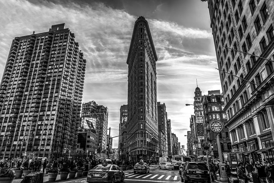 How Old Is The Flatiron Building