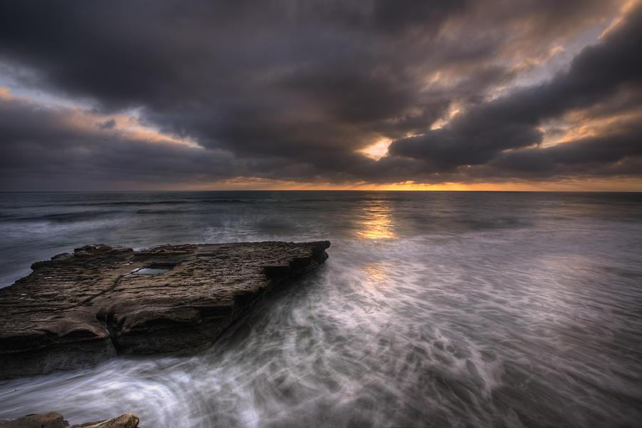 California Photograph - Flatrock by Peter Tellone