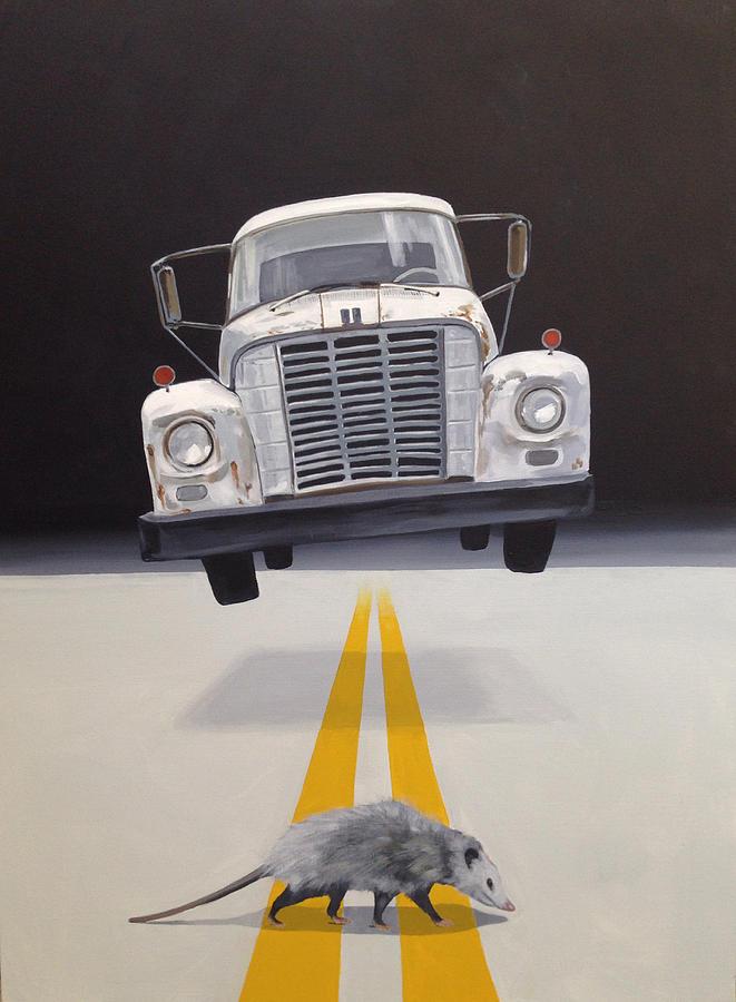 1965 Painting - Floating 65 Loadstar by Jeffrey Bess