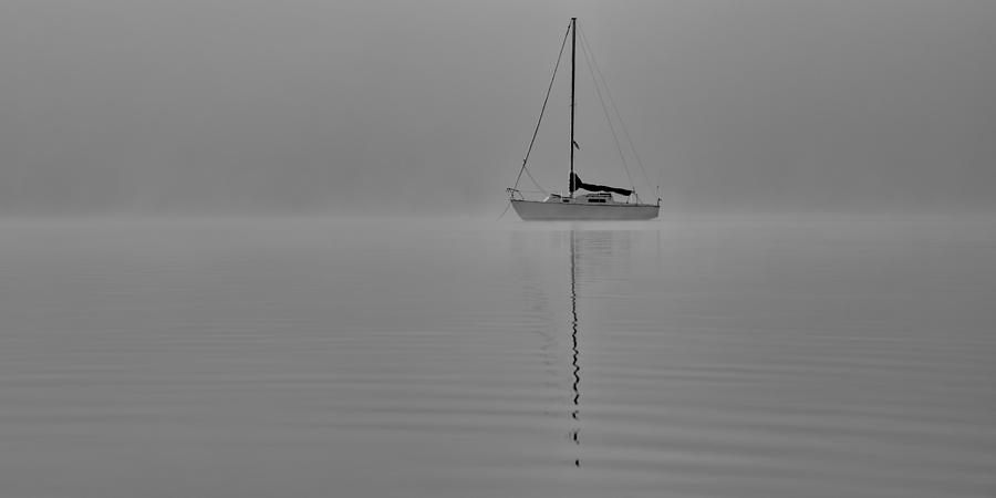 Floating On The Mist by Russ Burch