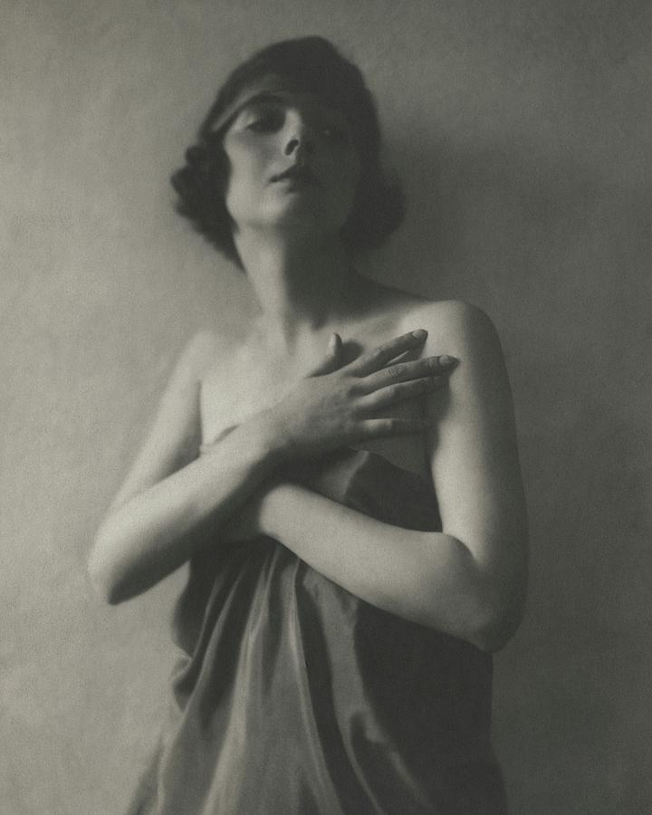 Flobelle Fairbanks Photograph by Maurice Goldberg