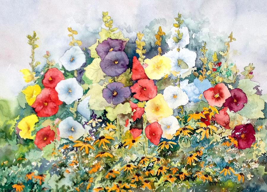 Floral 2115 by Ken Marsden