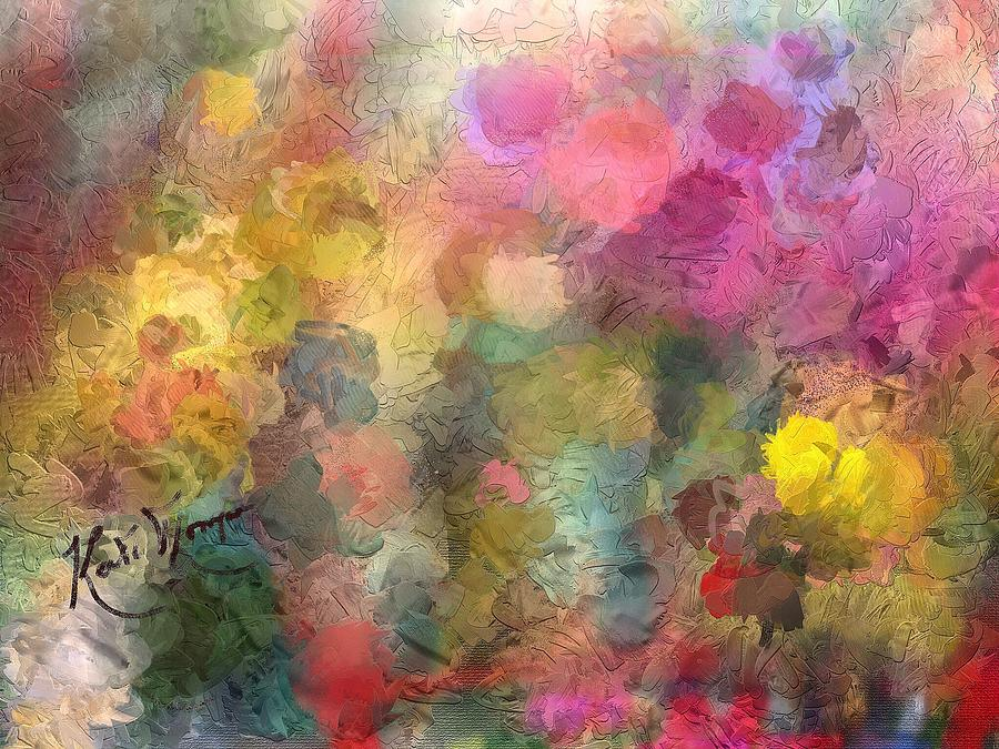 Floral by Keith Thompson