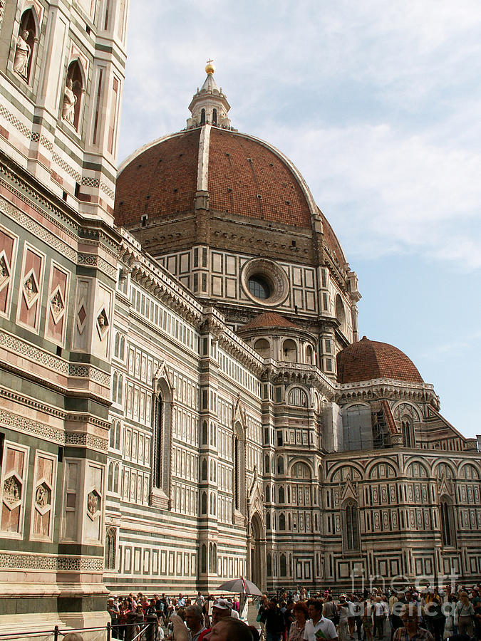Florence Photograph - Florence by Evgeny Pisarev