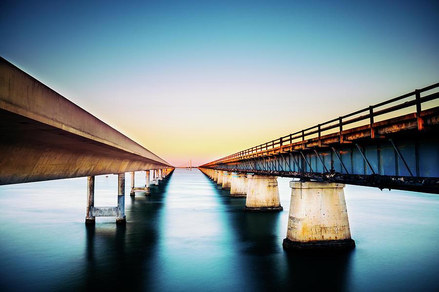 Florida Keys Photograph by Ferrantraite
