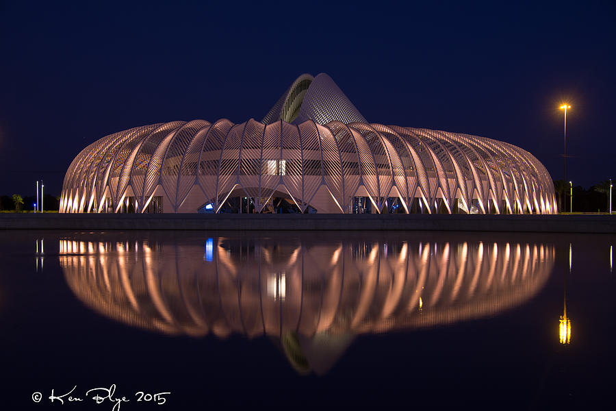Florida Polytechnic University by Kenneth Blye