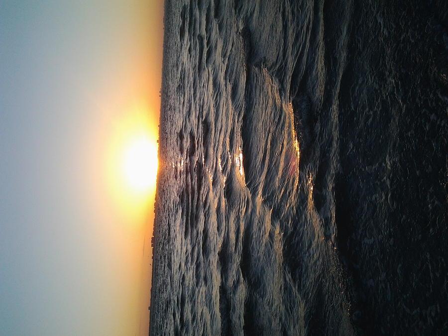 Landscape Photograph - Florida Sunrise by Chasity Johnson