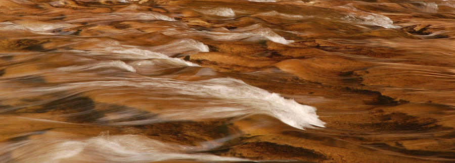 Water Photograph - Flow by Jim Cook