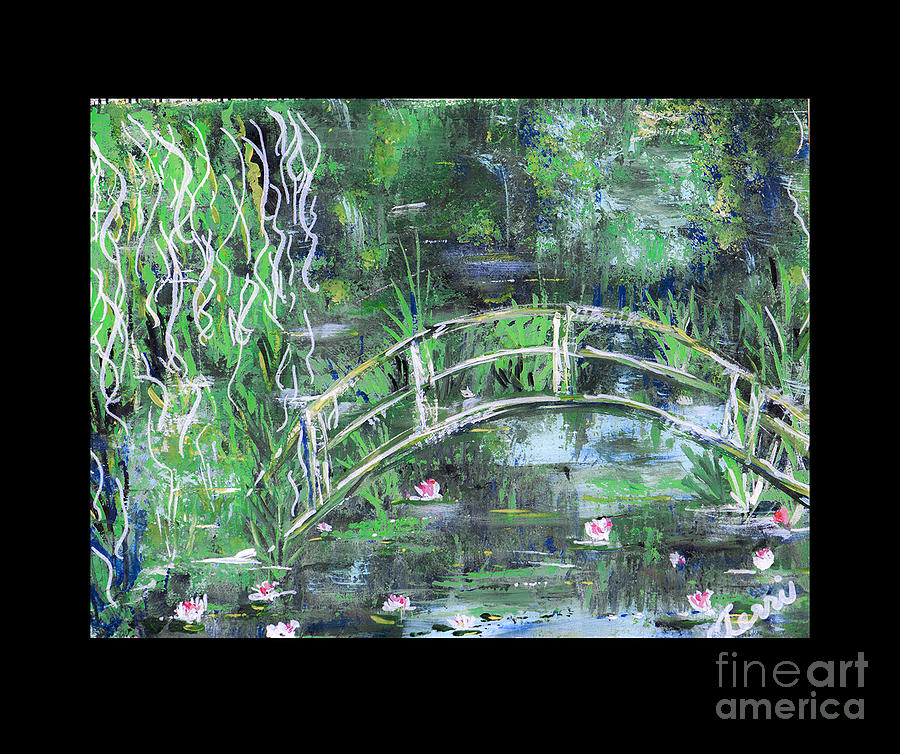 Flowers for Monet by Terri Creasy