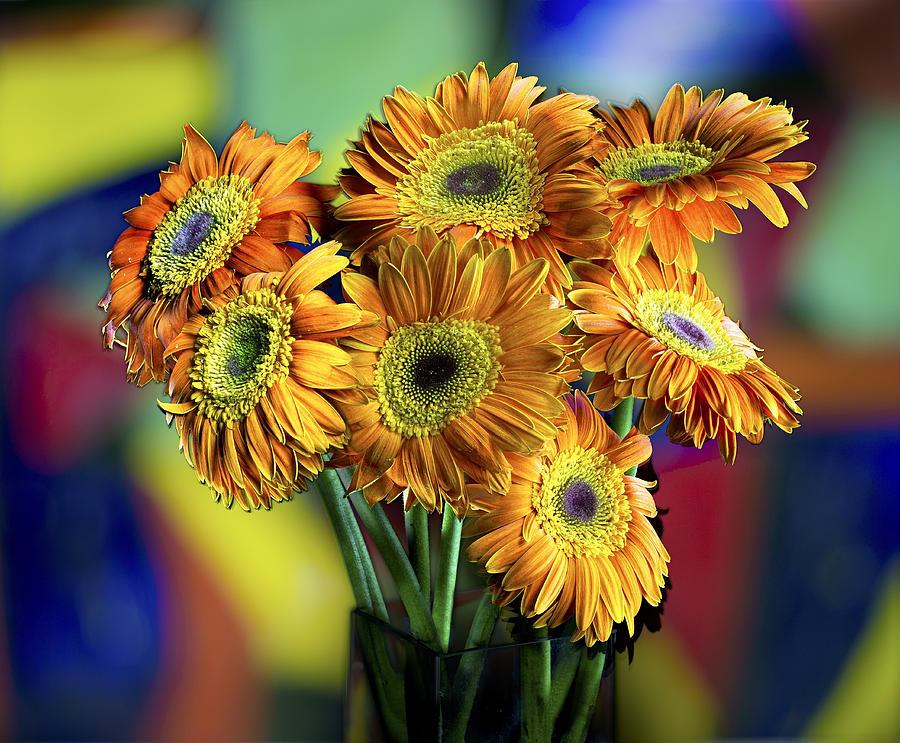 Flowers by Niels Nielsen