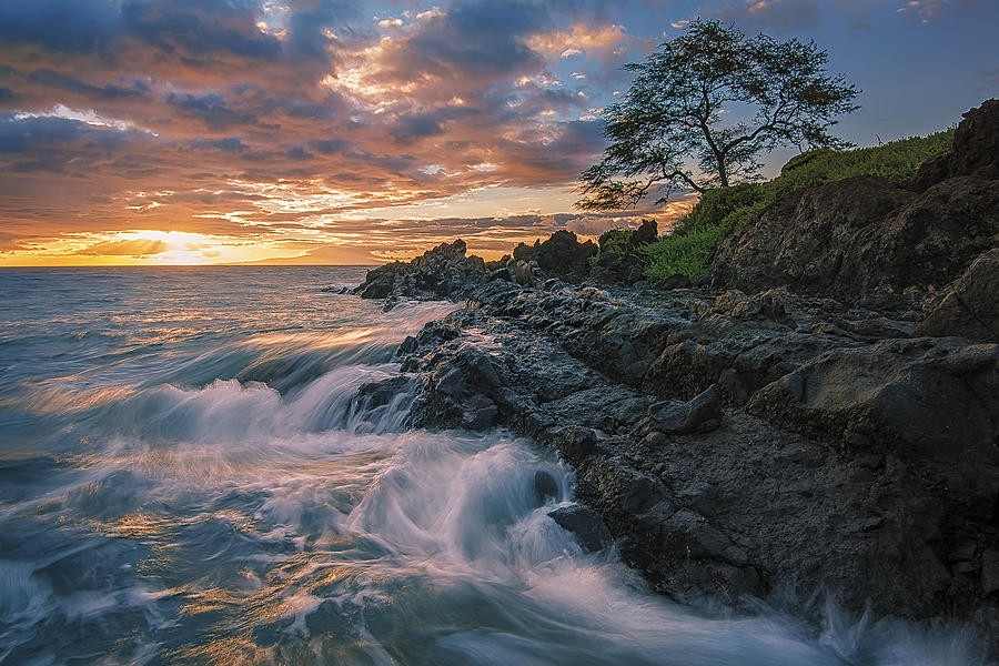 America Photograph - Fluid Motion by Hawaii  Fine Art Photography