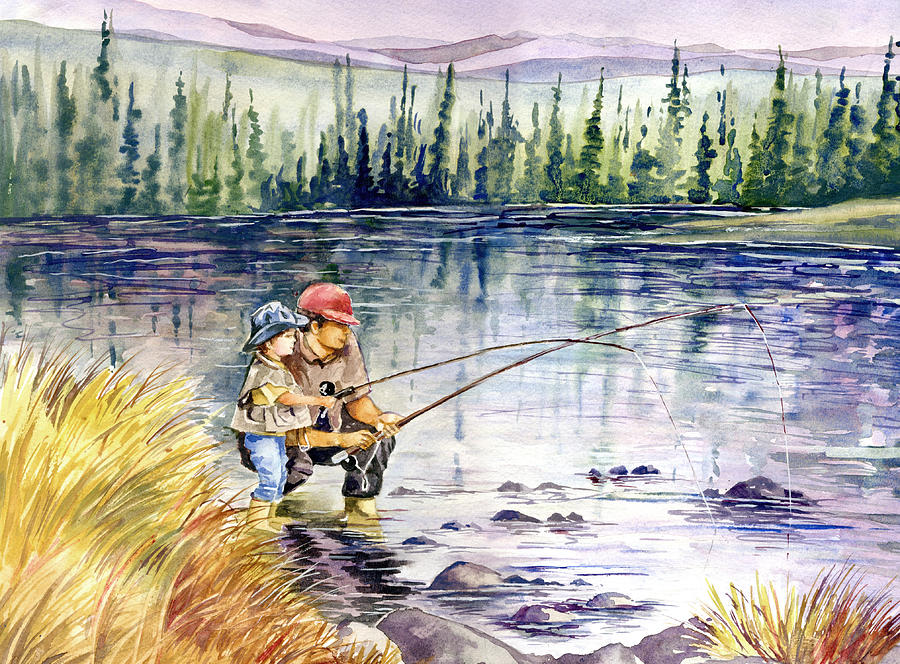 Omaž ribolovcu i ribolovu - Page 12 Fly-fishing-with-dad-beth-kantor