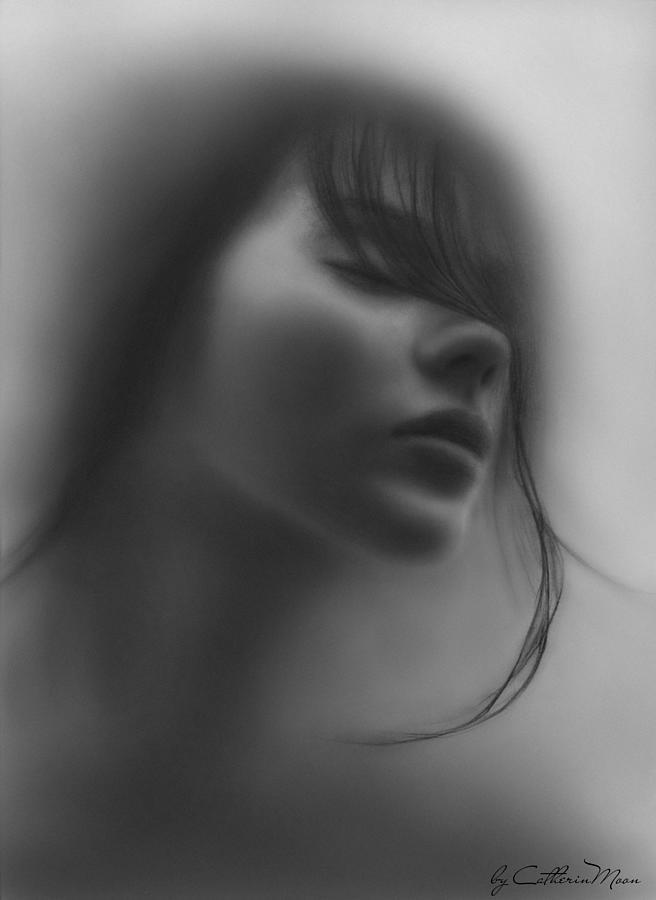 Fog Digital Art - Fog by Catherin Moon