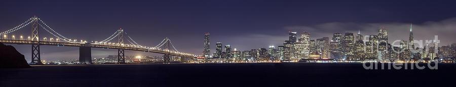 Fog City Photograph - Fog City San Francisco by Mike Reid