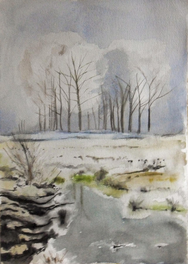 Pastel - fog by Vaidos Mihai