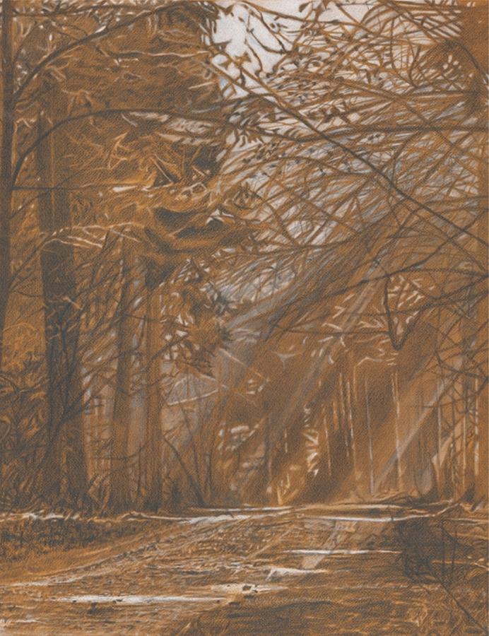 Follow the Path by Albert Casson
