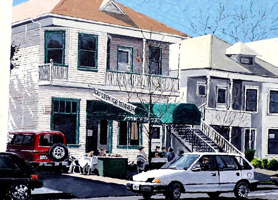 Sacramento Painting - Food For Thought by Paul Guyer