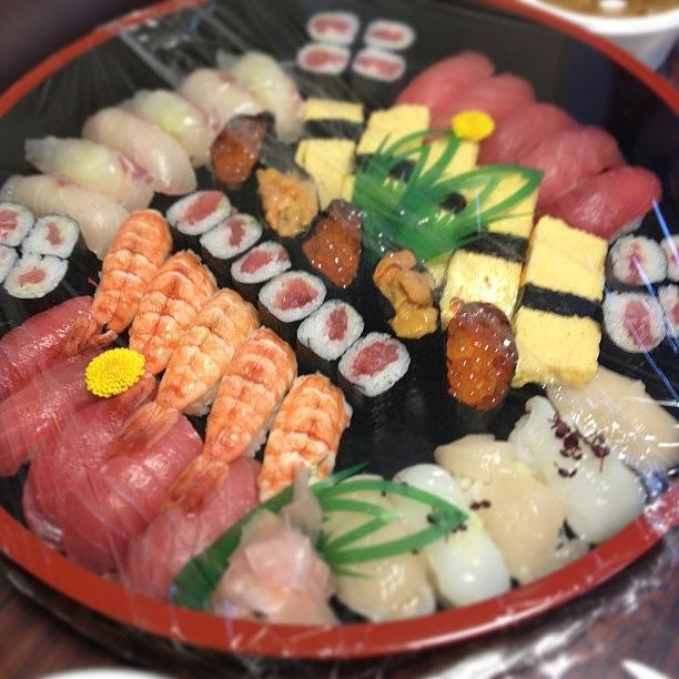Food Photograph - #food#sushi by Tokyo Sanpopo