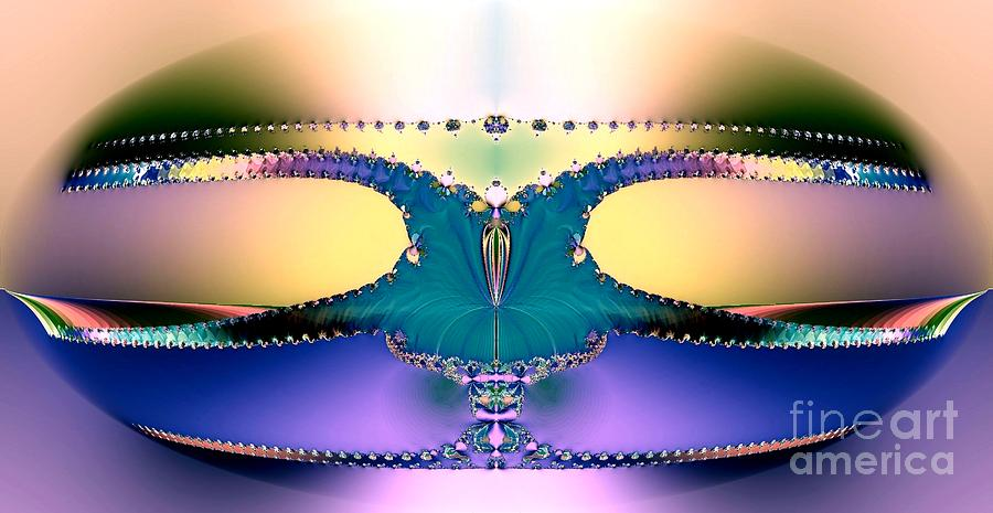 Digital Digital Art - For Her Majesty by Renee Trenholm