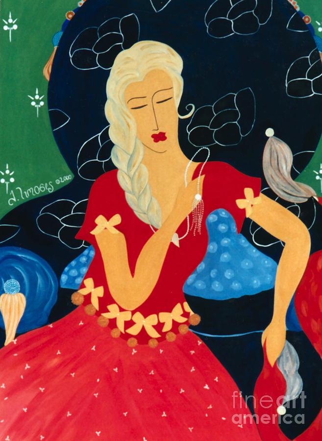 For Savana Painting by Jacquelinemari