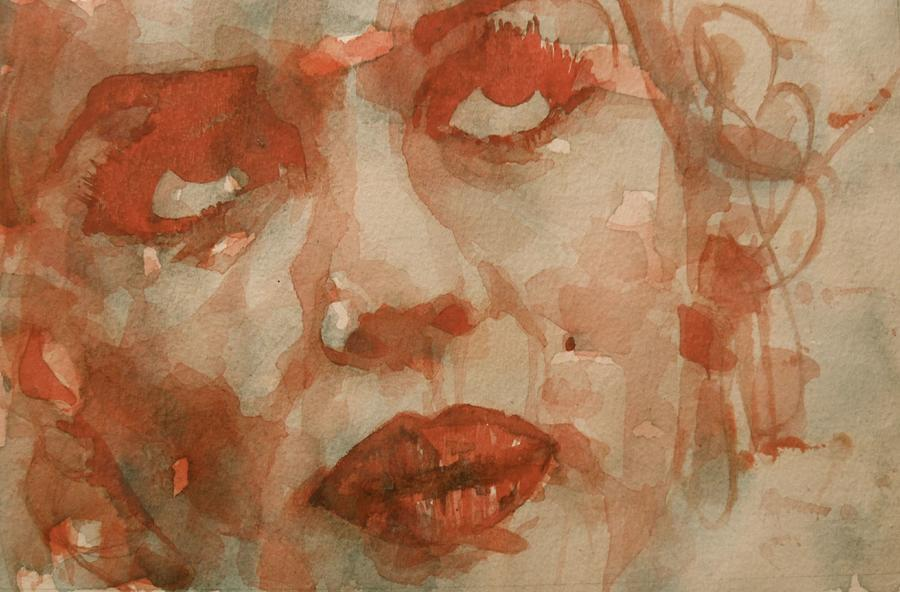 Marilyn Monroe Painting - For You The Sun Will Be Shining by Paul Lovering