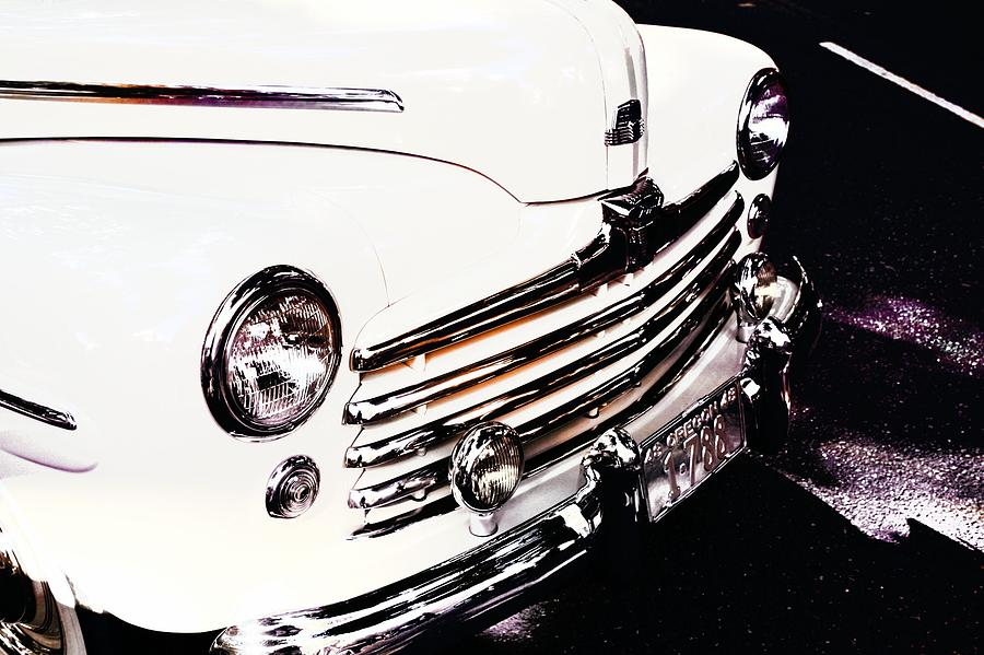 Cars Photograph - Ford 48 by Cathie Tyler