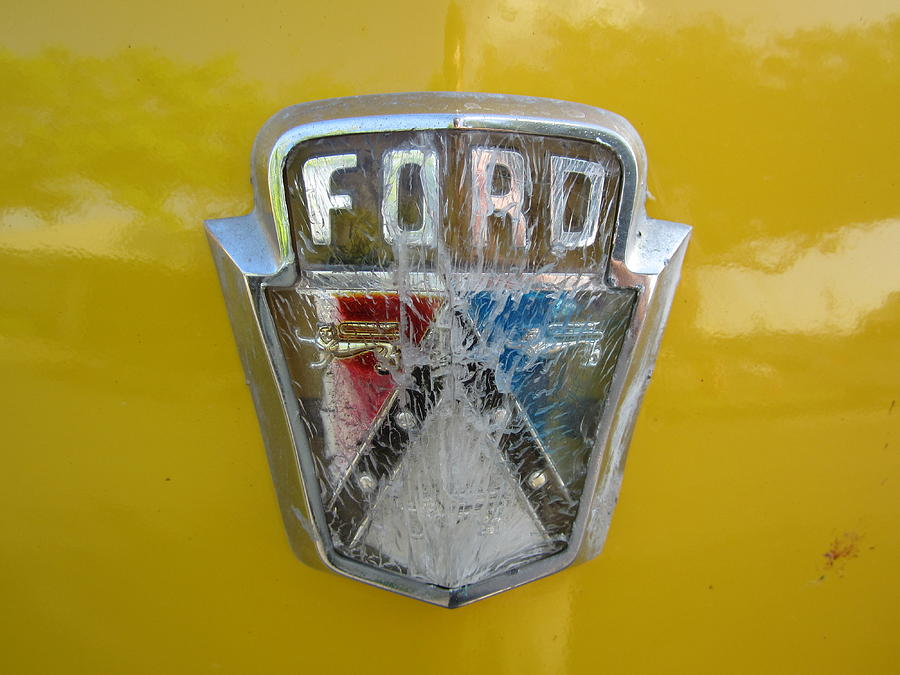 Ford Photograph - Ford by Denver Lukas