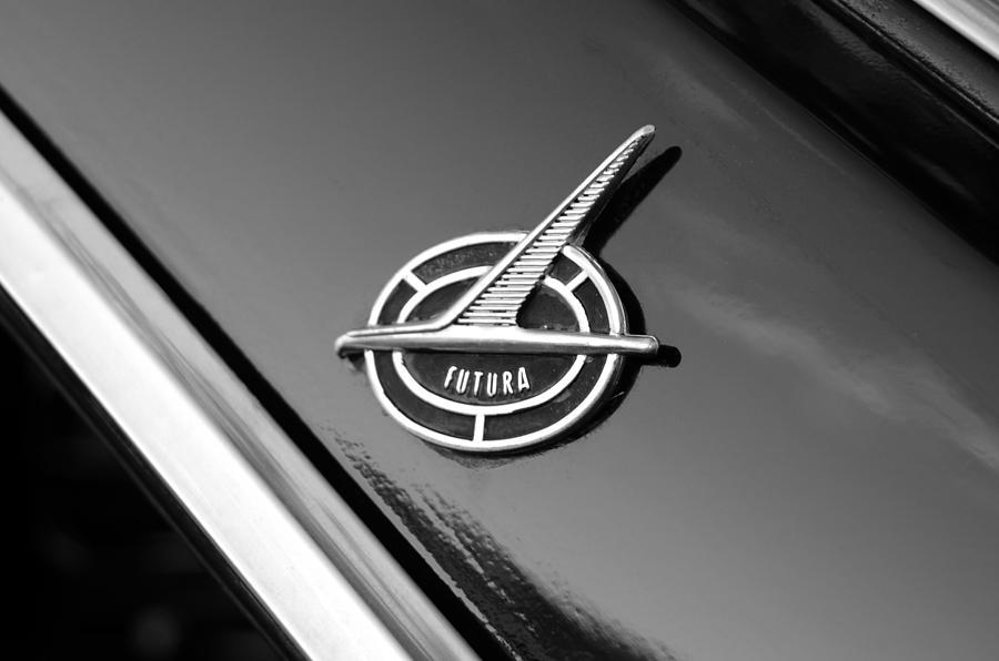 Classic Car Photograph - Ford Futura by David Lee Thompson