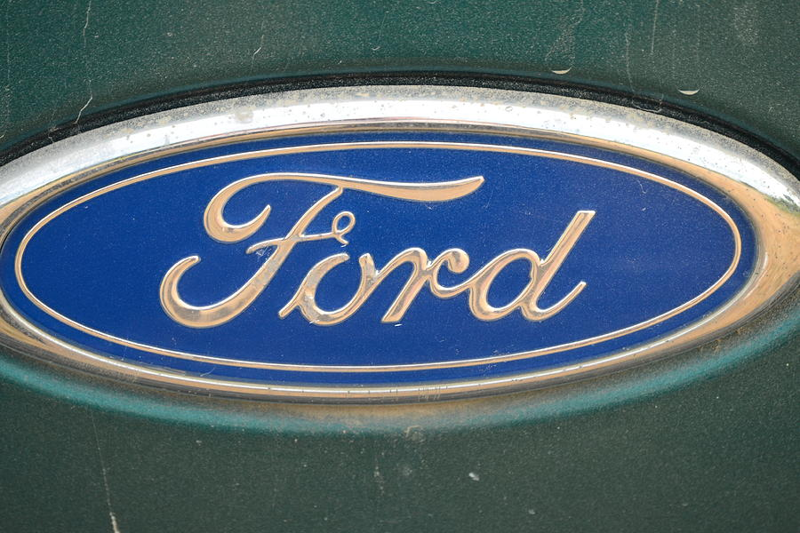 Ford Photograph - Ford by Kim Stafford