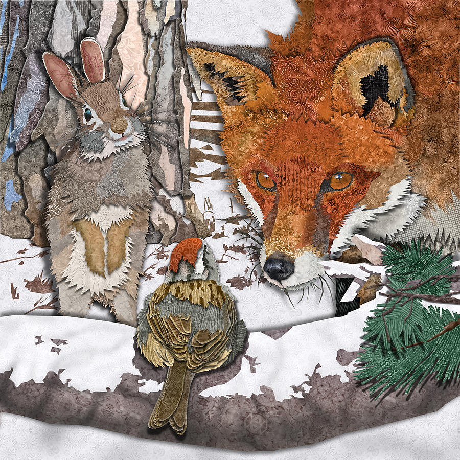 Forest Friends by Robin Morgan