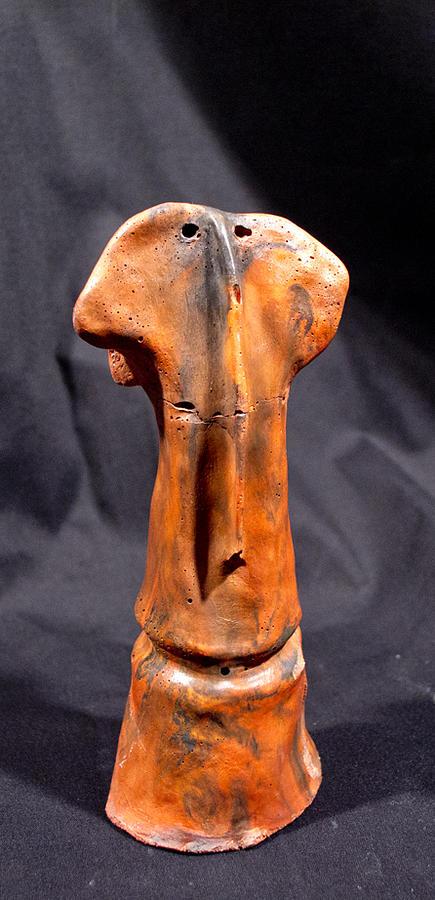 Concrete Sculpture - Foresti Fire by Mark M  Mellon