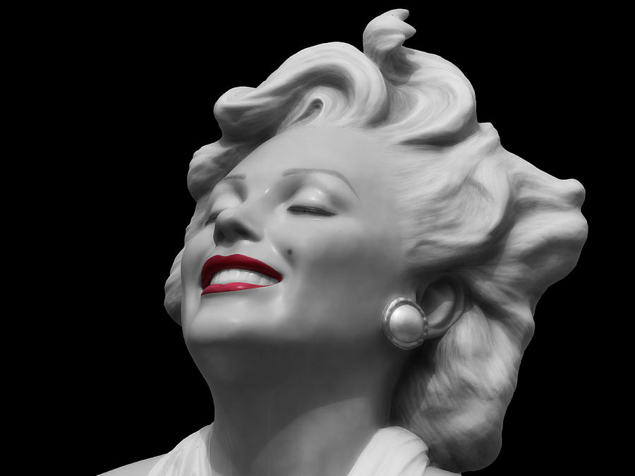 Forever Marilyn Photograph