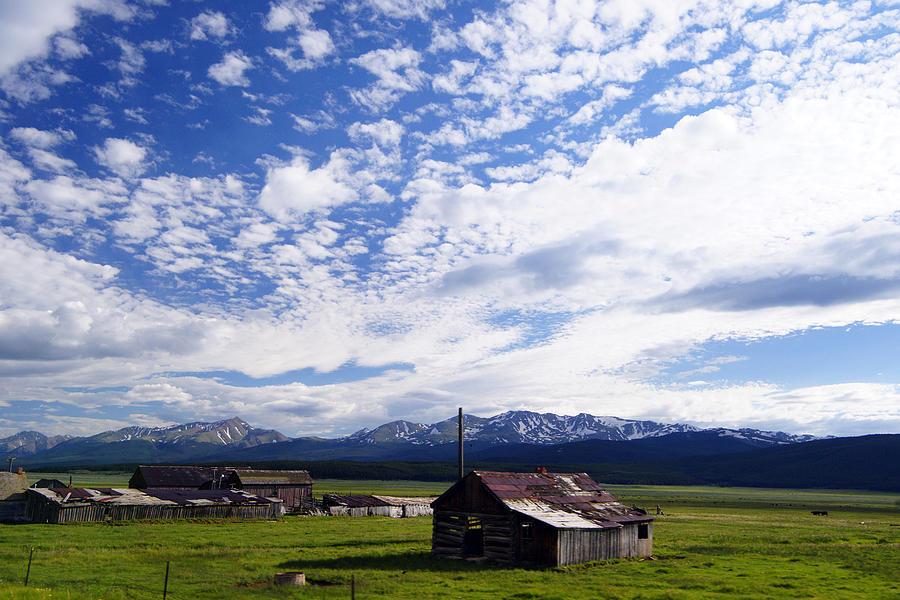 Rocky Mountains Photograph - Forever Sky by Jeremy Rhoades