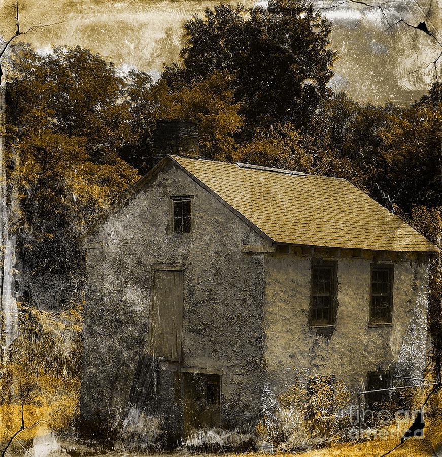 Architecture Photograph - Forgotten Barn by Marcia Lee Jones
