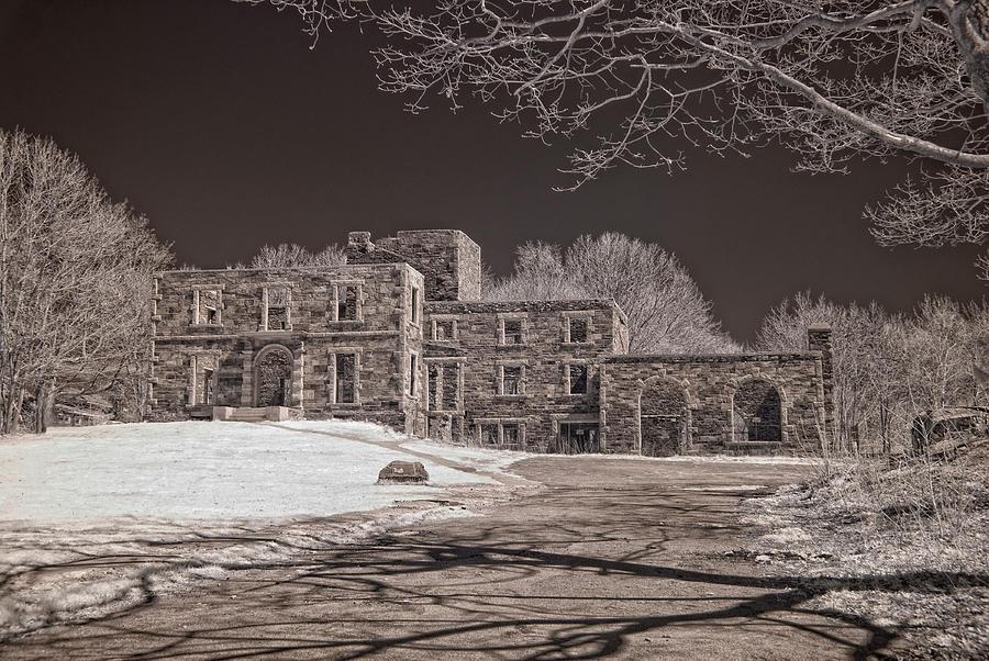 Maine Photograph - Forgotten Fort Williams by Joann Vitali