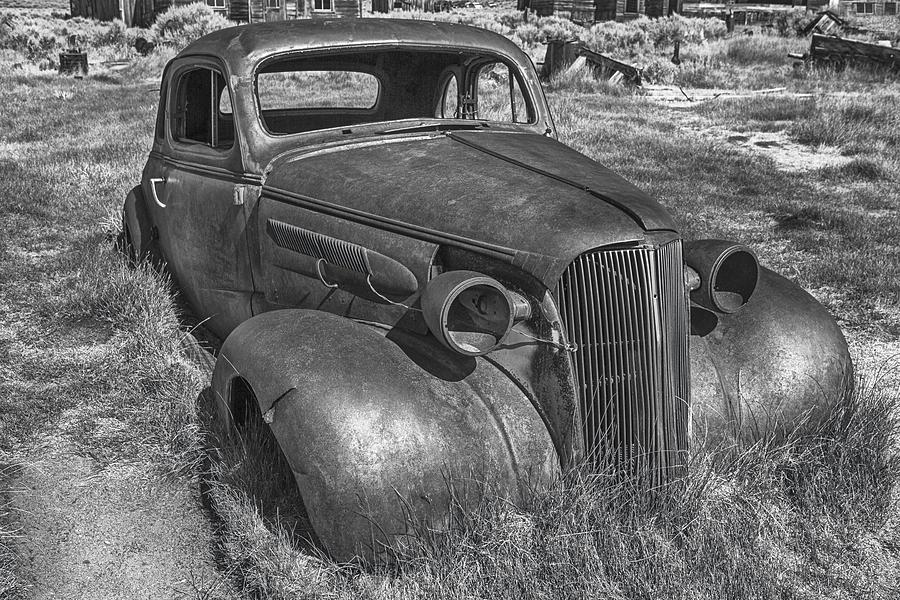 Auto Photograph - Forgotten Legacy by Jon Glaser