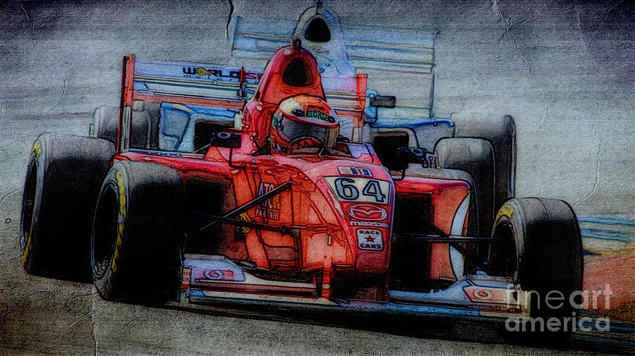 Formula Atlantic No. 64 Photograph