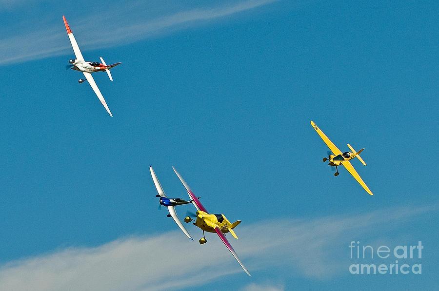 Formula One Air Race by Steve Rowland