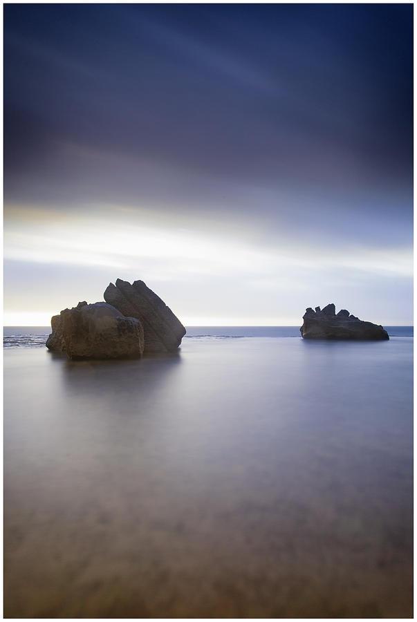 Sky Photograph - Forresters Beach Sunrise 2 by Steve Caldwell