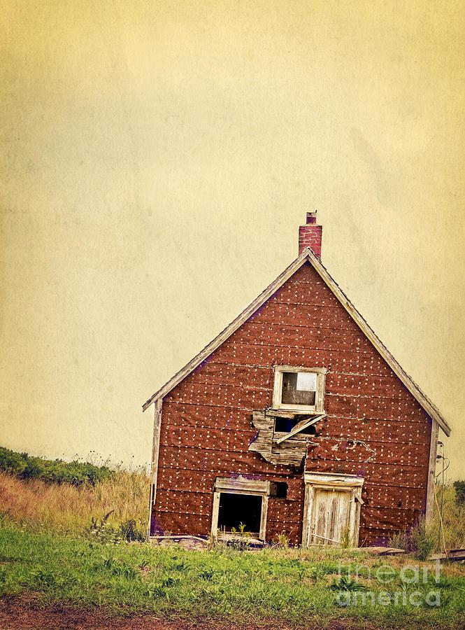 Abandoned Photograph - Forsaken Dreams by Edward Fielding