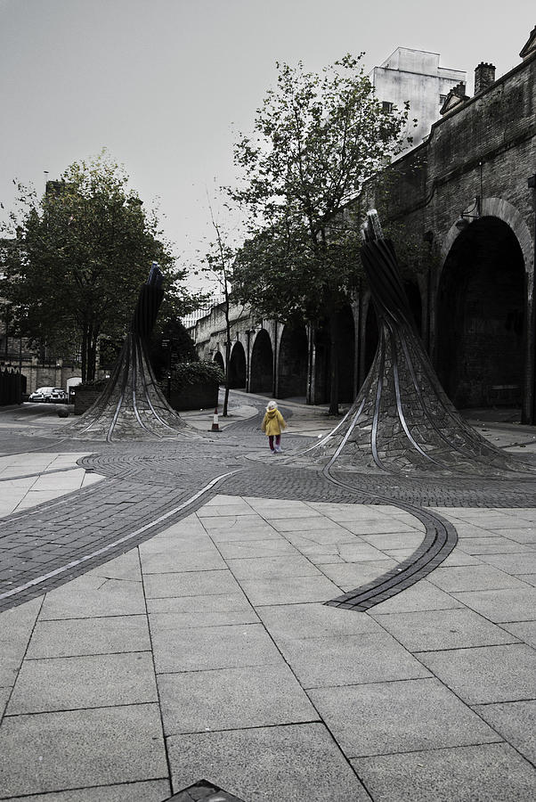 Cityscape Photograph - Forster Square by Riley Handforth