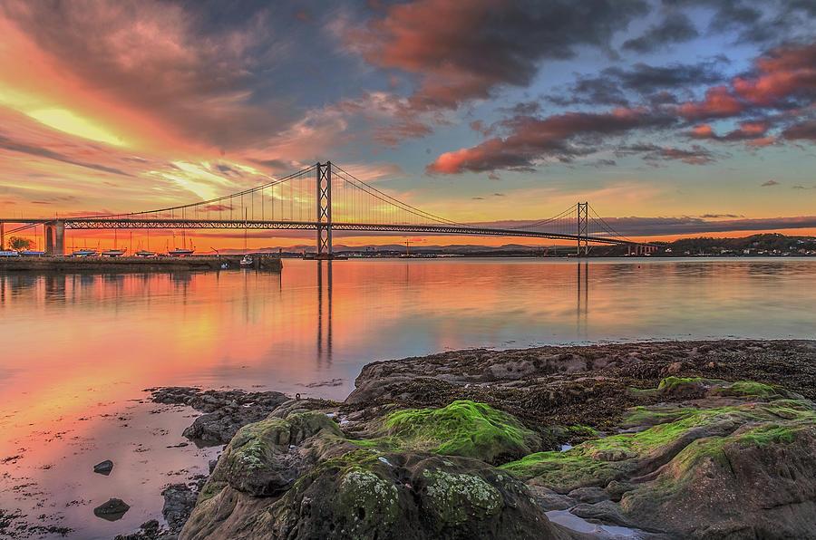 Forth Road Bridge Photograph by John Ferguson