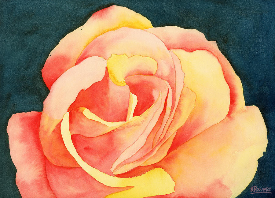 Forty-Five Minute Rose by Ken Powers