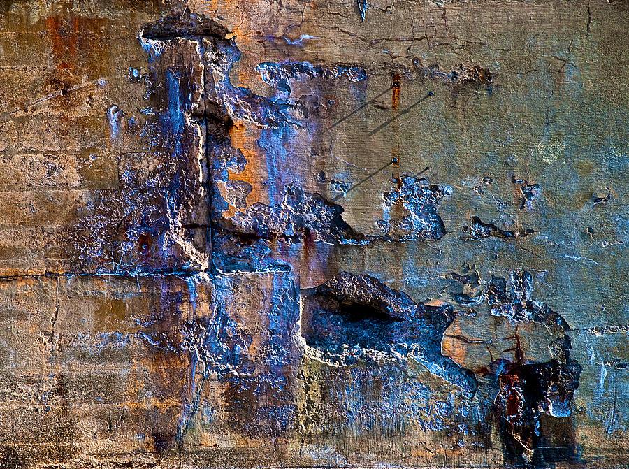 Industrial Photograph - Foundation Seven by Bob Orsillo